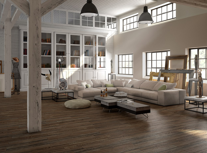 Gres porcel nico azulejos y pavimentos de moda para el 2018 - Porcelanico rectificado madera ...