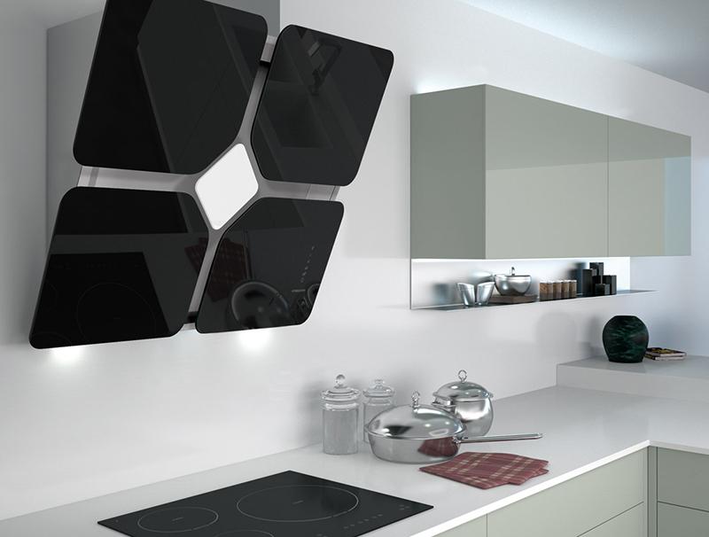 Una buena campana extractora contribuir que tu cocina sea perfecta - Modelos de campanas extractoras de cocina ...