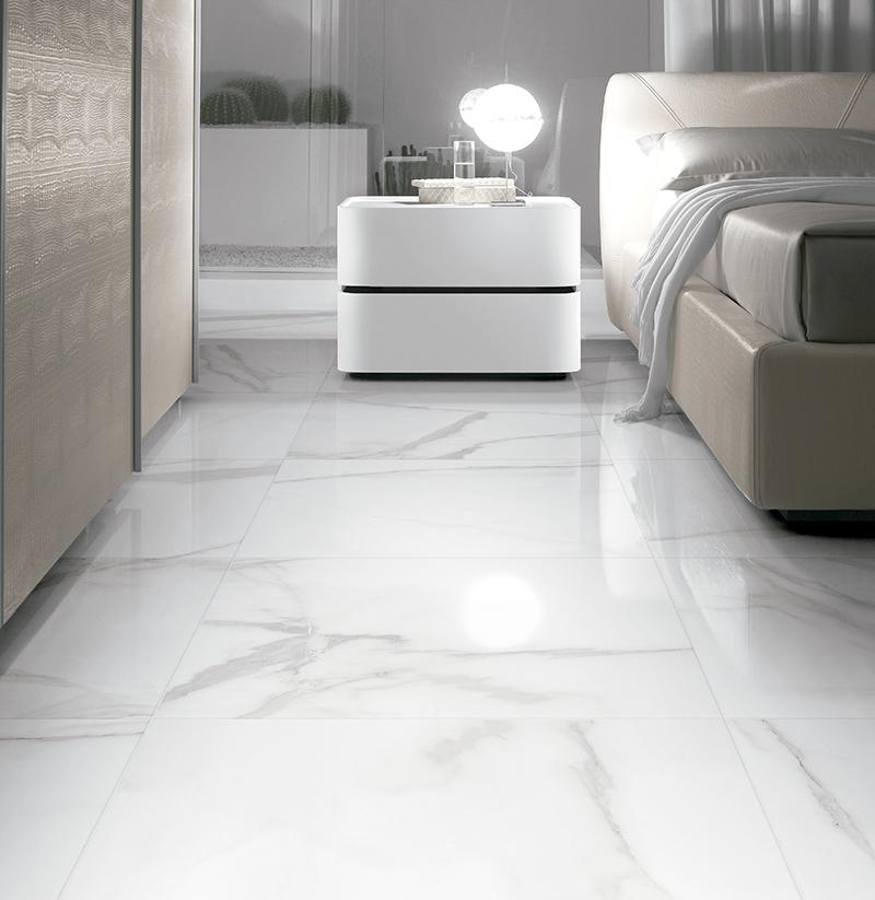 Gres porcel nico dale a tu hogar el aire cosmopolita de for Porcelanico imitacion marmol