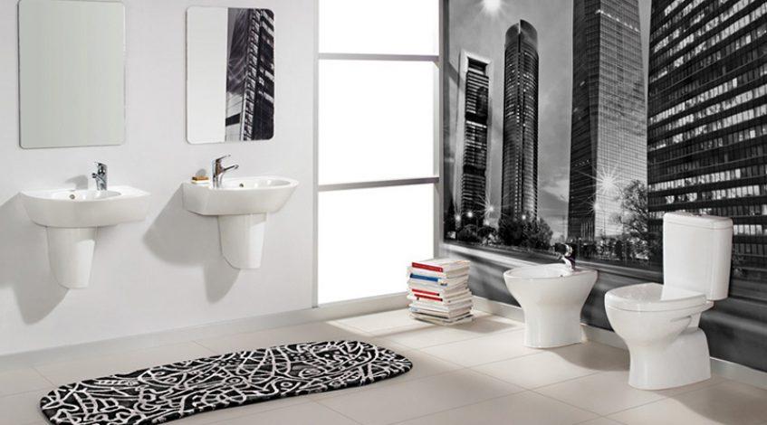 Inodoro, lavabo, bidé, bañera, plato de ducha, armarios, accesorios...  El cuarto de baño ya no es un espacio secundario en el hogar, es el lugar destinado para el cuidado y la higiene personales. ¡Y los sanitarios son el elemento fundamental para que sea perfecto! Y por eso, nosotros, tenemos todo lo que necesitas para convertir tu baño en un espacio moderno y funcional.
