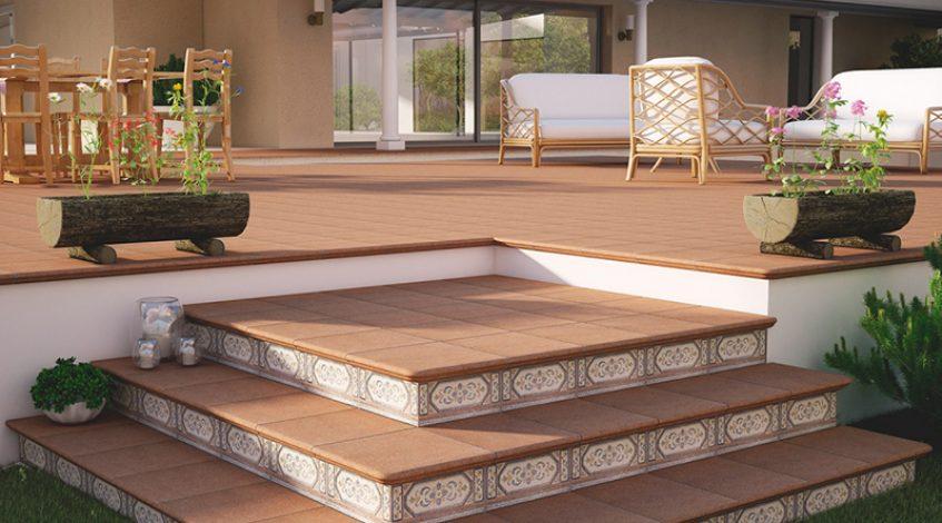 Cer mica para exterior una muy buena opci n para tu - Suelo terraza exterior precios ...