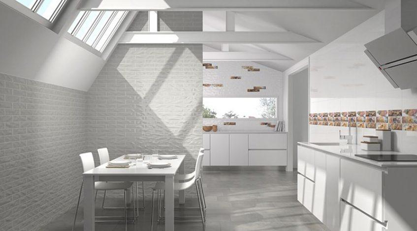 Color blanco para azulejos, muebles de cocina, sanitarios...