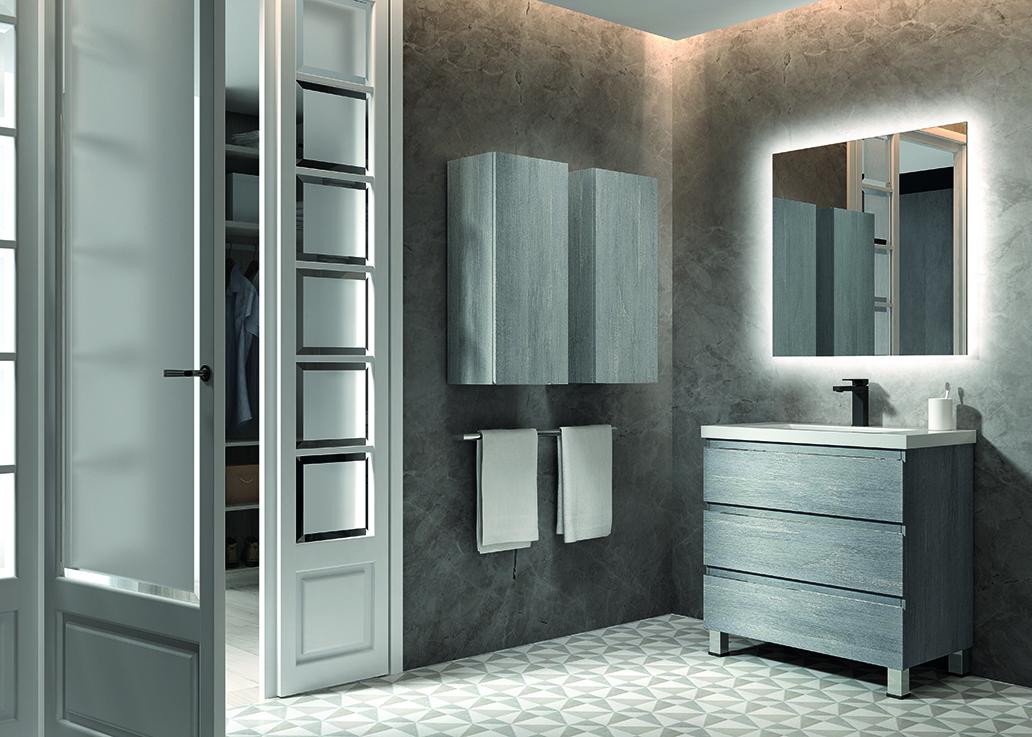Si estás renovando tu baño el mobiliario es un elemento fundamental. En Esil de Alba encontrarás todo lo que necesitas en Muebles para el baño en Madrid.  En el post de hoy de nuestro blog te traemos unas ideas de nuestro catálogo de mobiliario para tu cuarto de baño. Ven a Esil de Alba, tenemos una amplia exposición de muebles de baño en Villalba. Muebles para el baño en Madrid de estilo clásico  El estilo sobrio y clásico no pasa de moda. Nuestro conjunto para el baño modelo Lydia es el ejemplo. Además es un conjunto completo que incluye mueble encimera, espejo y aplique. Además consta de 3 cajones muy funcoinales. El acabado en colo café combina maravillosamente con revestimientos para la pared en tonod fríos. En Esil de Alba también somos especialistas en azulejos en Madrid.