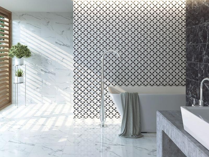 azulejos de cerámica para el cuarto de baño